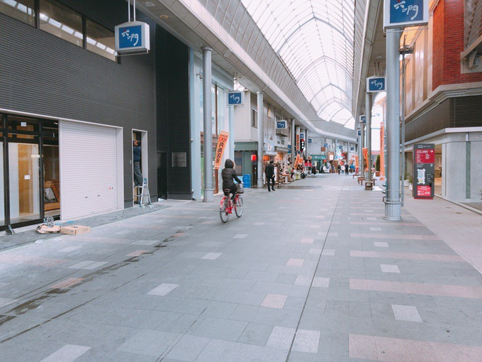 RIZAP(ライザップ)久留米 商店街
