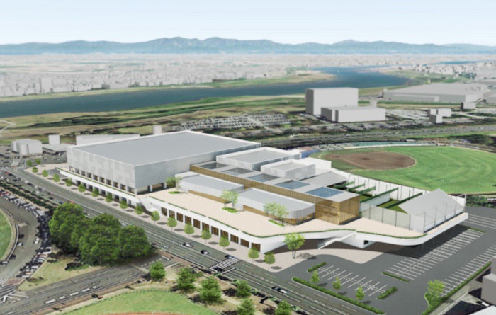 九州最大級 久留米アリーナ 2018年6月2日開館!体育館・武道館・弓道場を一体化施設