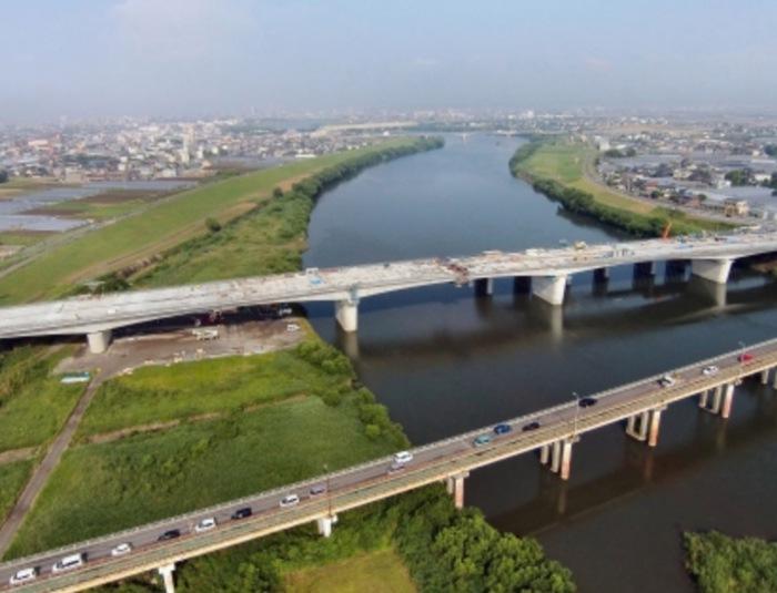 久留米市「神代橋」3月4日開通!開通と同時に現在の『神代橋』は通行できないので注意!