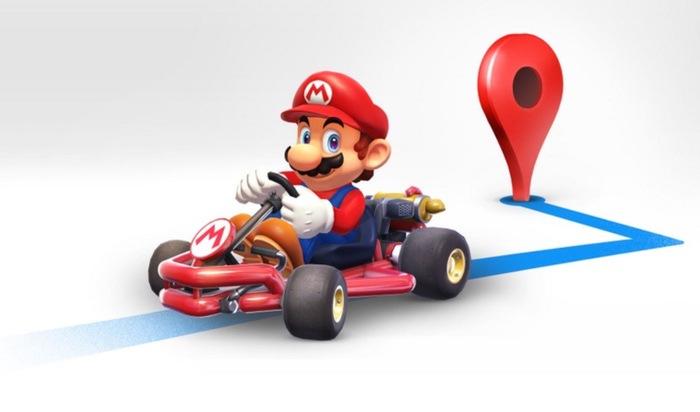 Googleマップがマリオカートに!マリオと一緒に久留米をお出かけしよう!