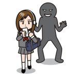 久留米市野中町付近 通行中の女性が男から体を触られる事案が発生【変質者に注意】