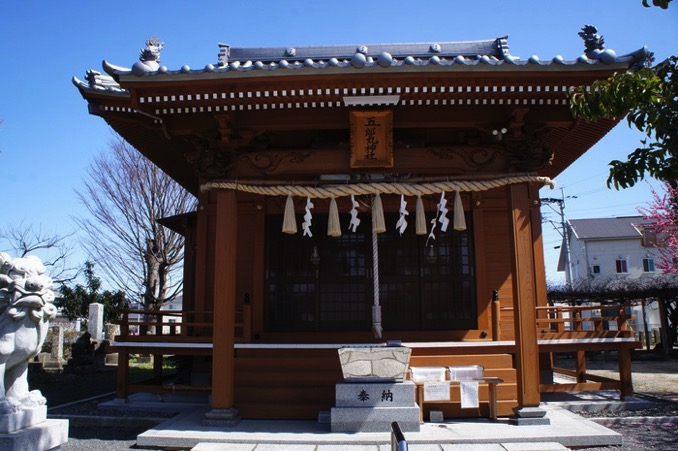久留米市 五郎丸神社