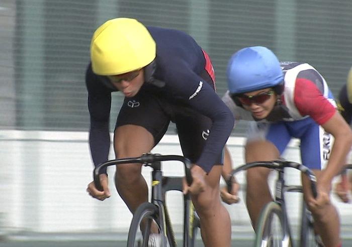 RKB「新 窓をあけて九州」自転車競技 久留米市出身の梶原海斗選手を特集