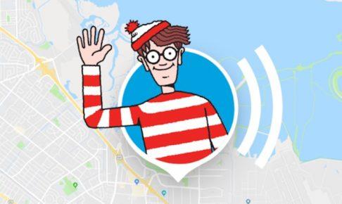 Googleマップにウォーリー出現!久留米のマップ上にも!?ウォーリーとお出かけしよう!