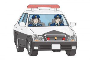 児童の交通事故を防止するため全国一斉取締り 久留米市でも実施