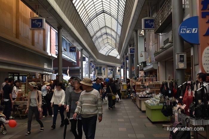 久留米ほとめき通り商店街