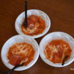 田中製麺 春のめんくいまつりへ行ってきた!美味しい4つの麺を試食!