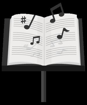ヤマハ大人の音楽レッスン 楽譜