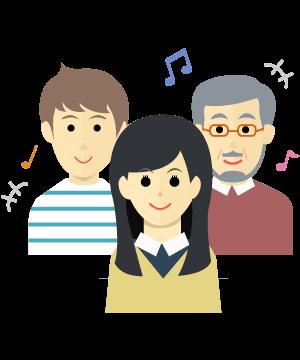 ヤマハ大人の音楽レッスン コース