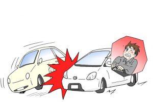 八女市で軽自動車と中型貨物車 衝突事故 男性が死亡