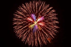 八女市 山内水天宮大祭花火大会 5月5日 こどもの日に開催!