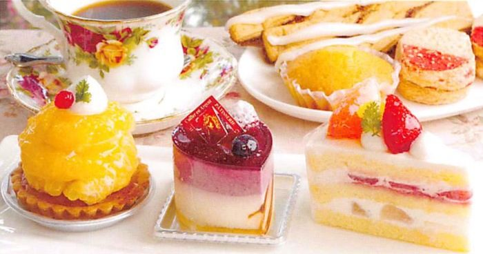 銀のすぷーん「スペシャルケーキセット」開催!ジェラート・焼菓子などが食べ放題!
