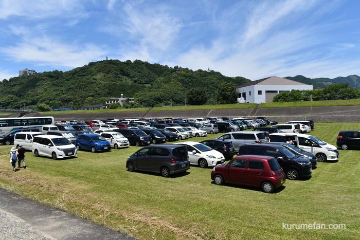 あさくら絆フェスティバル 第2駐車場