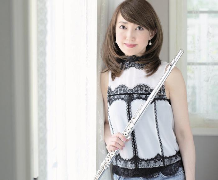 小川楽器久留米シティプラザ店オープニングイベント 前田綾子 フルートコンサート