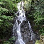 うきは市 調音の滝滝開き!そうめん流しスタート!天然のクーラーで涼を求めて