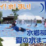 柳川市「第11回 水郷柳川夏の水まつり」柳川ソーラーボート大会も同時開催!