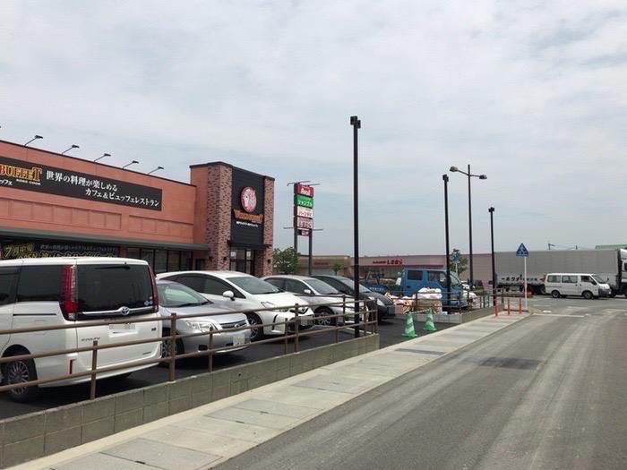 神戸クック・ワールドビュッフェ久留米店 アベイル久留米櫛原店正面にオープン