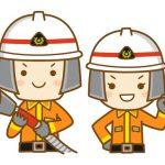第2回 福岡県消防協会八女支部消防操法大会 防災について学べるイベント
