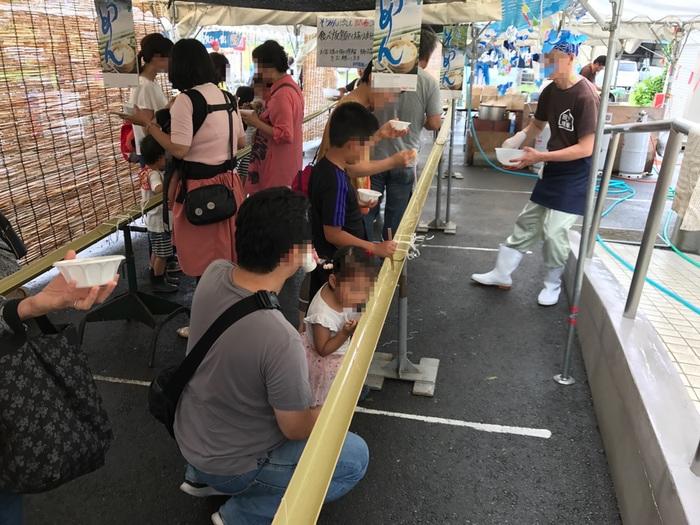 (2017年)田中製麺 内覧会