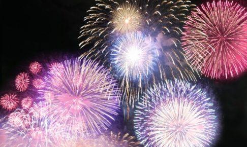 第359回 筑後川花火大会 久留米の一大イベント 18000発の花火