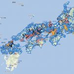 Yahooが大雨災害が発生した地域「道路運行実績情報・通行止め情報・渋滞情報」を公開
