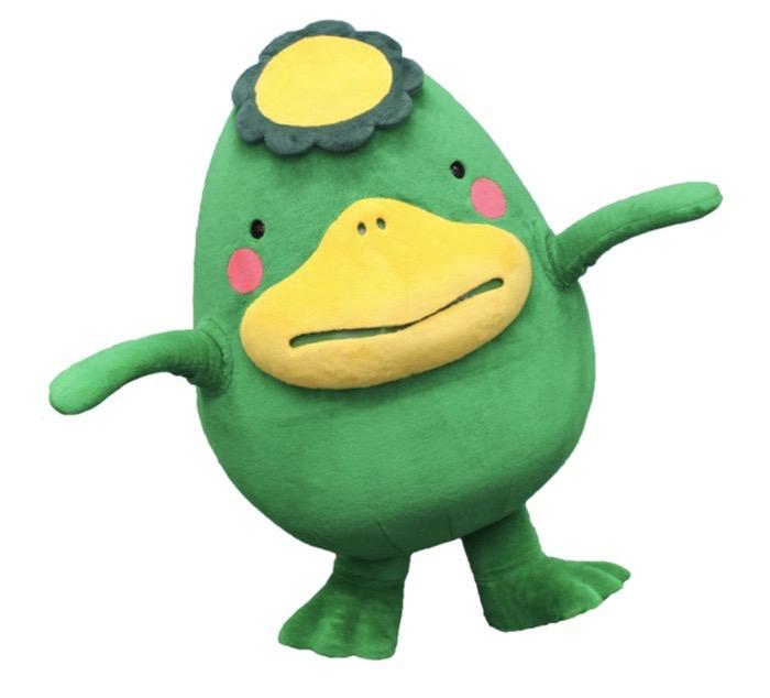 久留米市イメージキャラクター「くるっぱ」がゆるキャラグランプリ2018にエントリー!