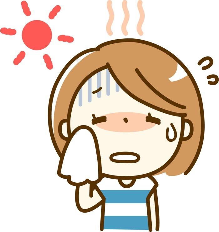 今日の最高気温 久留米市35.4度 県内各地 今年最高気温 猛暑日に