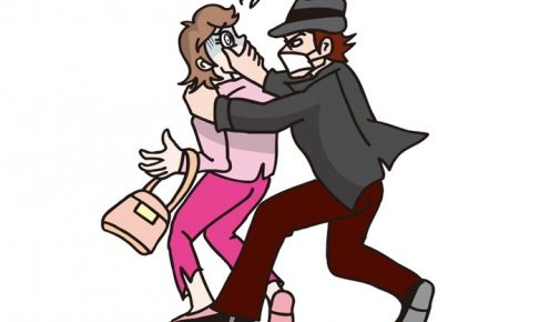 久留米市高良内町付近 通行中の女性が身体を触られるわいせつ事案発生【変質者注意】