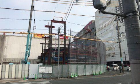 ドン・キホーテが西鉄久留米駅そばにオープンようです 岩田屋久留米店目の前の場所