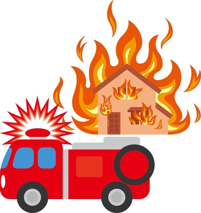 うきは市浮羽町三春 平屋が火災により全焼【火事情報】