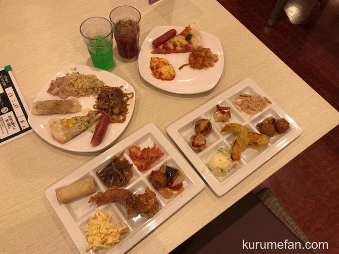 神戸クックワールドビュッフェ 久留米店 美味しい料理