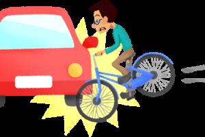 福岡県久留米市田主丸町 車と自転車が衝突し、自転車の男性死亡