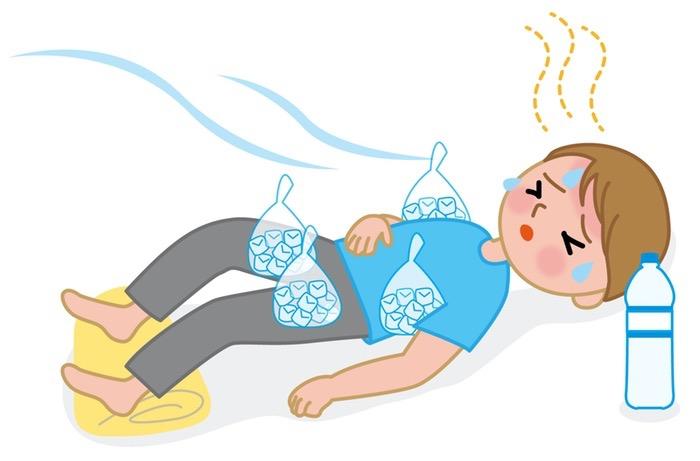 久留米市の熱中症搬送件数 7月16日までで79件 熱中症の症状と予防
