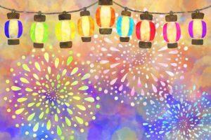 久留米市「赤司八幡宮放生会奉納花火大会」間近で2,000発の大迫力花火!