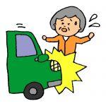 久留米市上津町で軽自動車にはねられ女性が死亡