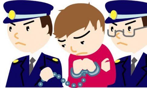 久留米警察署 ストーカー行為をした男を逮捕