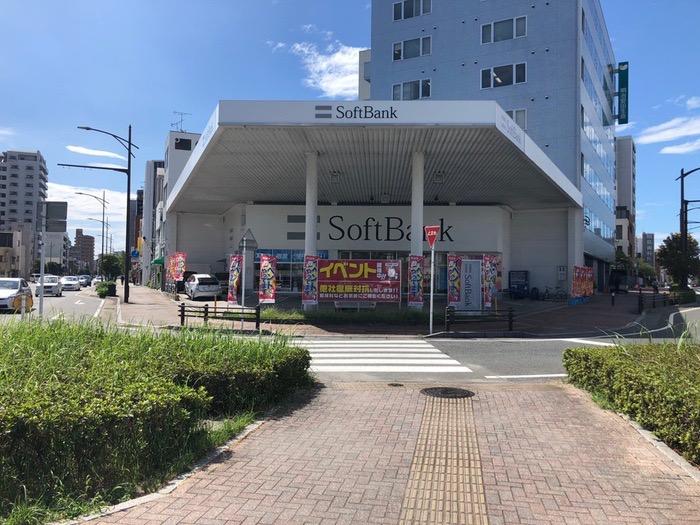 ソフトバンク久留米本町