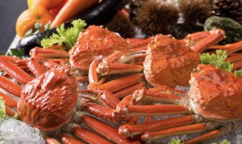 カニや中華が食べ放題!「蟹フェア」ホテルニュープラザ久留米にて開催