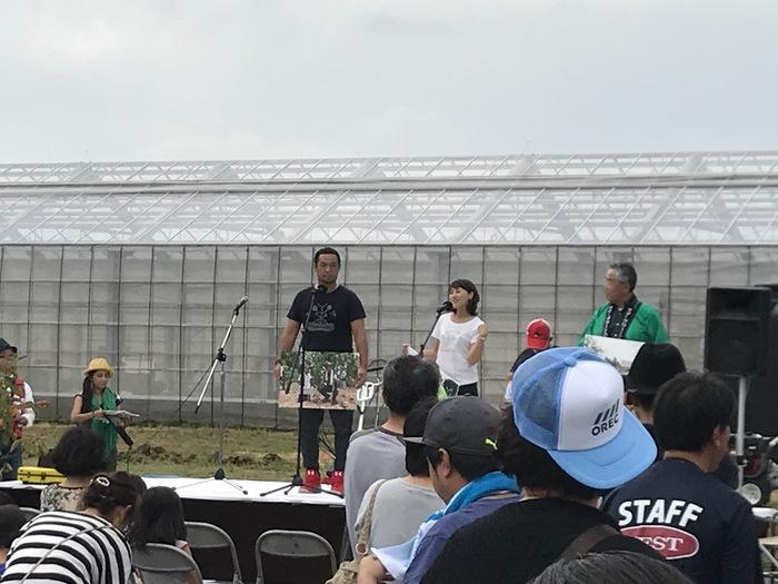 オーレック祭り 元福岡ソフトバンクホークス 松中選手