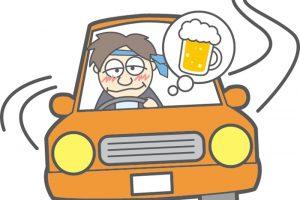 筑後市 無免許・酒気帯び運転 男を現行犯逮捕 エアバッグが開いたまま走行!?