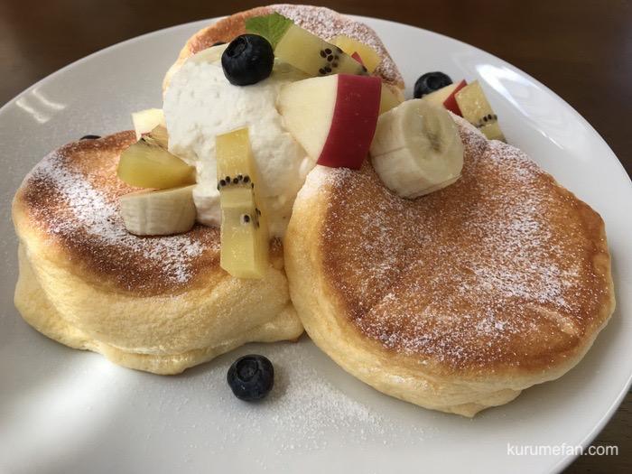 恋CAFE(恋カフェ)行ってきた!ふわしゅわ恋するパンケーキのお店【筑後市】