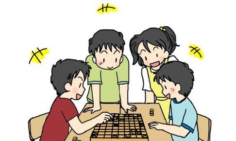 第1回ジュニア将棋大会inフレスポ 64名のグループ戦!