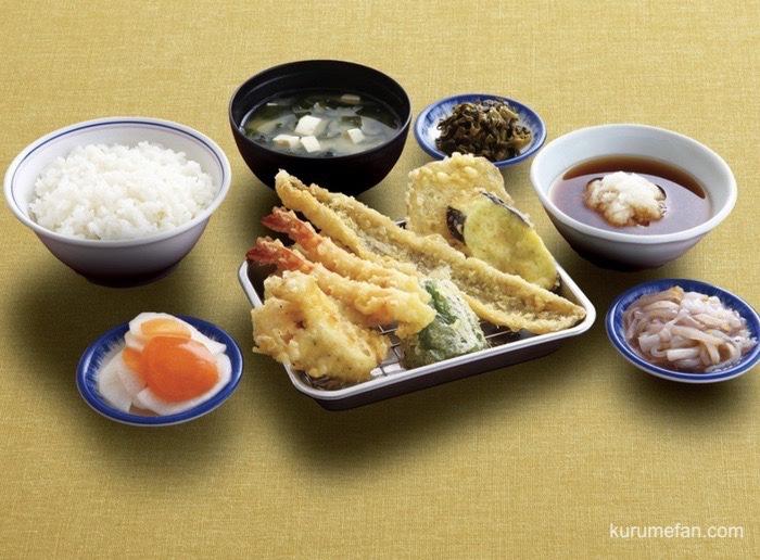 天ぷらまき 筑後店 揚げたて天ぷらの専門店