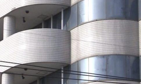 久留米市御井旗崎のホテルで女性にナイフ突きつけ5万円を奪う強盗事件発生