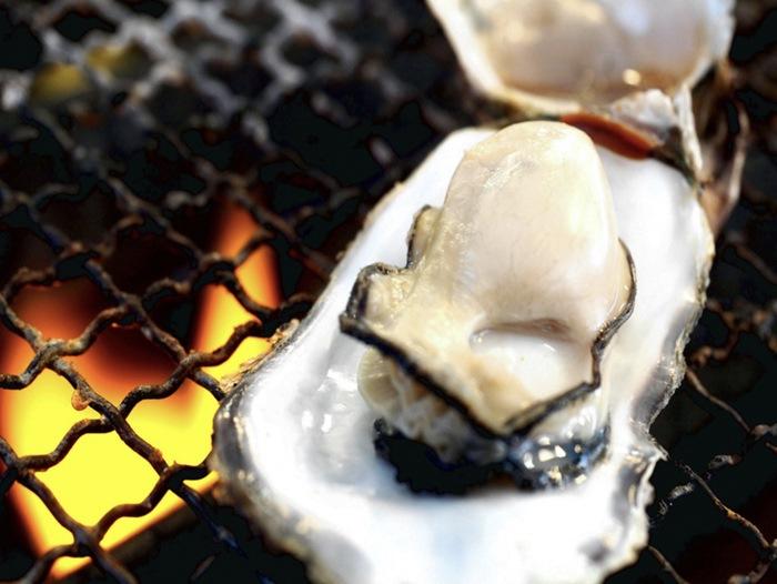 かき焼き処 貝鮮丸 西鉄「柳川駅」近くに牡蠣小屋が期間限定オープン