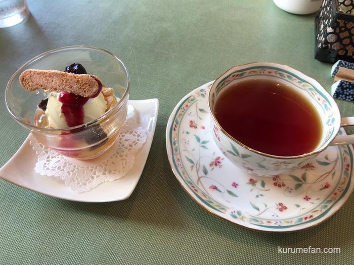 Cocon デザートと紅茶