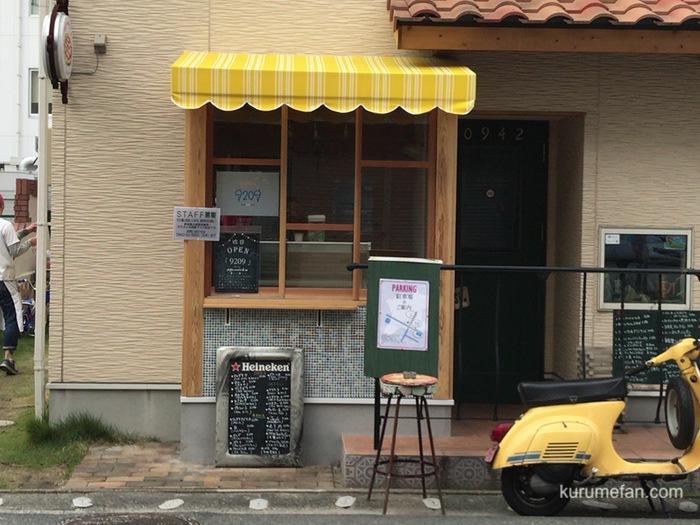 イタリアンジェラート「ジェラッテリア9209」久留米市津福本町にオープン
