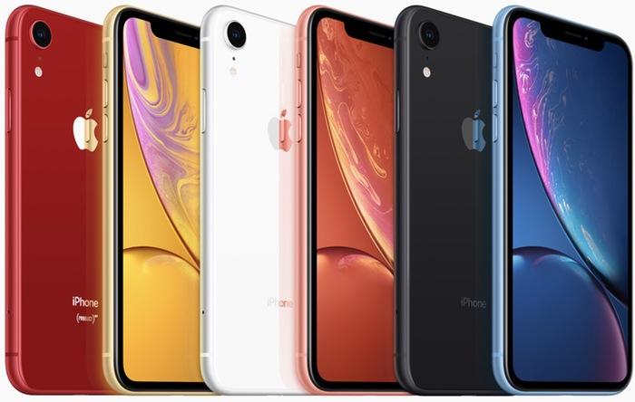 IPhone xr 201810190000