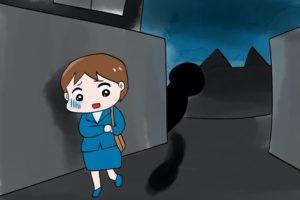 久留米市篠原町・諏訪野町付近で痴漢連続発生 小学生女児が体を触られる