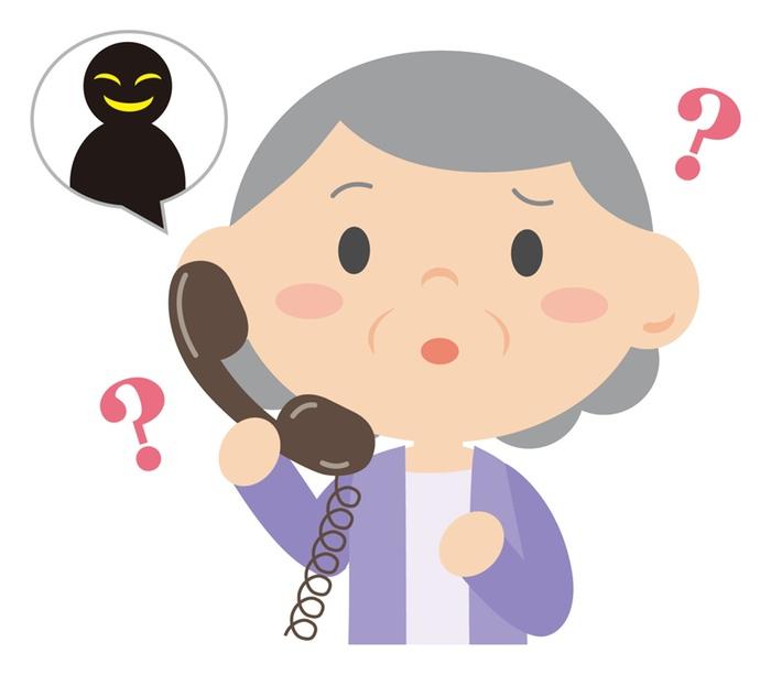 久留米市で不審電話が連続発生 警察官を騙る男【注意】